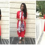 One Kurti, Three Ways
